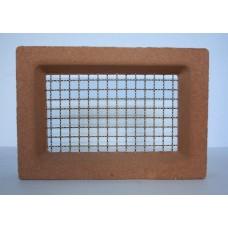109 Apricot Vent 230x160 brass wire