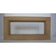 406 Vent Block Work 390 x 190 Sandstone