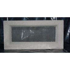 604-0 Spark Arresting 390 x 190 block work vent plain